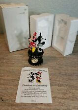 Disney 70th Anniversary Minnie Mouse Limited Edition Fossil Watch RARE
