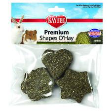 Kaytee Premium Timothy Shapes O'Hay Treats 3 count