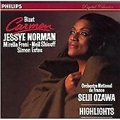 BIZET - CARMEN CD (OZAWA) (61256), BIZET, Very Good