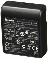 Nikon EH-68P AC Adapter/Charger for Nikon Coolpix S8100, S80, P100, S8000,