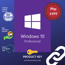 [Original] Windows 10 Pro - Product Key