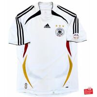 Authentic Vintage Adidas Germany 2005-07 Home Jersey. Size M, Fair Condition.