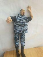 Bubba Ray Dudley Wrestling 2000 Jakks Action Figure Titan Tron Live