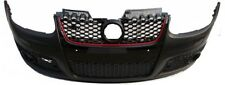 VW Golf MK5 Front Bumper Gti Style With Grille Black/red Moulding