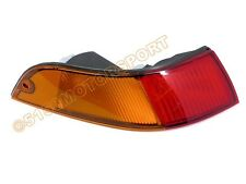 Porsche 993 Tail Light Assembly (Left) Euro Version Amber/Red - NEW Genuine