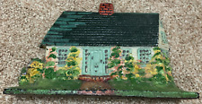 Albany Foundry Cape Cod Cottage Cast Iron Doorstop