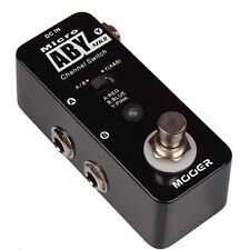 Mooer ABY MKII Channel Switching Micro Guitar Effects Pedal