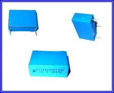 Epcos Folien Kondensator Polyester 1µF 400V DC 10% RM27,5 2 Stück