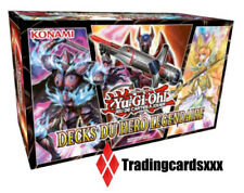 Decks et kits scellés Yu-Gi-Oh!