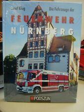 """Buch Die Fahrzeuge der Feuerwehr Nürnberg von Josef Klug """"Neu""""(219)"""