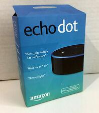 Amazon Echo Dot 2nd Generation w/ Alexa Voice Media Device - 2nd Gen - BRAND NEW