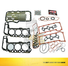 Full Gasket Set for 02-12 Dodge Durango Dakota Cherokee 3.7L SOHC 12V V6 #DFS517