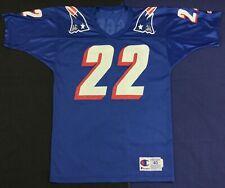 New England Patriots Dave Meggett #22 Football-NFL Champion Jersey Size40