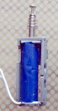 Mini - Elektromagnet ca. 24mm  (federnd) 3 - 5V DC pull / ziehend Anker Ø2,5mm