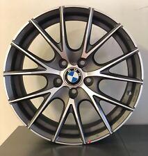 "Llantas de aleación BMW Serie 1 2 3 4 5 6 7 X1 X3 X4 Z3 Z4 DA 18"" NUEVO OFERTA"