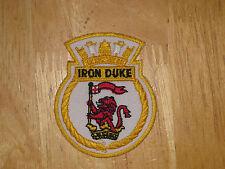 Canadian Navy Badge Ship's Crest HMCS Iron Duke Sea Cadets