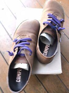 camper shoes 38