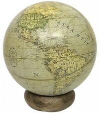 Marco Polo Mini Globe on wooden base 13cm by Nauticalia 2845