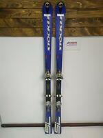 Stöckli Laser SL 165 cm Ski + Salomon S9 Bindings Winter Sport Fun Snow