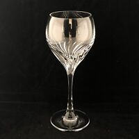"Set Of 4 Gorham Crystal Regalta Water Goblets Stemware 8-1//2"" Perfect Retired"
