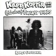 Randy California - Kapt Kopter And The (Fabulous) Twirly Birds [CD]