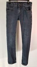 ELEMENT DENIM Jeans Size 28 Carlo Skinny Fit Tarnish