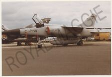 Colour print of Spanish Air Force Mirage F1CE C14-20 at RAF Fairford in 1991