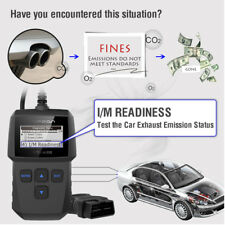 Car Auto TOPDON OBD2 EOBD CAN Engine Fault Code Reader Diagnostic Scan Tool