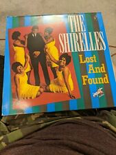 New listing RARE THE SHIRELLES VINYL LP LOST AND FOUND IMPACT 1987 ACT 010 MINT/NEAR MINT