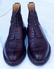 Mint Heschung Norvege Reverse Welt Brown, Dual Material Boots. UK 7/U.S.8. $899