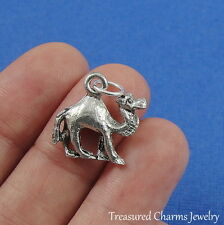 Silver CAMEL CHARM Egyptian Desert Animal PENDANT *NEW*