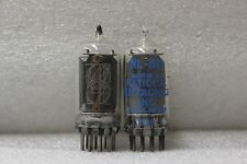 NL-840 Pair National Electronic Readout Nixie Tube NL840 Nixie Clock Adruino OK