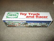1991 Hess Truck Toy Truck And Racer MIB Case Fresh See My Store