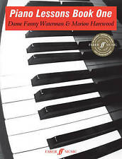 Piano Lessons: Bk. 1 (Waterman & Harewood Piano Series), Fanny Waterman | Paperb