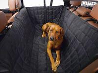 Autoschondecke mit Seitenschutz Hunde Allside Comfort Steppdesign HOCHWERTIG