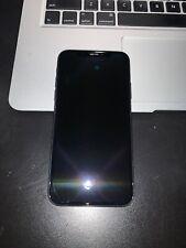 Apple iPhone X - 256GB - black AT&T