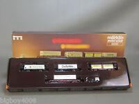 MARKLIN Z SCALE 8696 BERLIN REGIONAL FREIGHT CAR SET