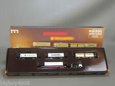 MARKLIN Z SCALE 8696 BERLIN REGIONAL FREIGHT CAR SET