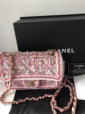 Chanel Tweed Mini Bag