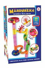 MARBLE RUN SET track building 29 PCS race construction game children marbles toy