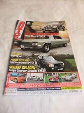 K/7/13 alte Auto Zeitschrift Oldtimerzeitschrift Zeitung Auto Mobiles 8 / 2008