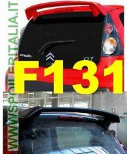 SPOILER PEUGEOT 107 GREZZO   CON KIT MONTAGGIO BETALINK F131GK SI131-3-P