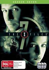 The X-Files : Season 7 (DVD, 6-Disc Set) NEW