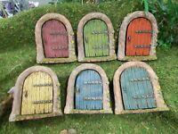 5Pcs Mini Tree Miniature Fairy Garden Micro Landscape Craft P7I6 Bonsai J9S9