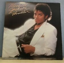 MICHAEL JACKSON Thriller 1982 UK vinyl LP Record  Excellent Condition original f