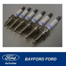 SPARK PLUGS SUITS FORD BA FALCON 6 CYLINDER NEW GENUINE BAYFORD PART