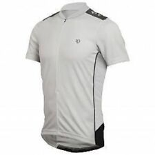 Pearl Izumi QUEST Mens Short Sleeve Cycling Jersey 11121407 White - Large