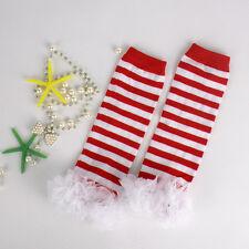 Baby Toddler Boy Girl Leg Warmers Leggings Stocking Stripe Dot Socks 26 Types