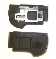 Cámara Digital Panasonic Lumix DMC-GF Cubierta de Batería Puerta Negro Nuevo