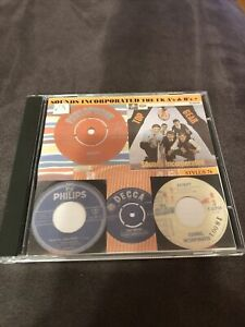 Sounds Inc. The Singles A's & B's Stylus 76 CD